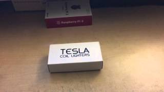 Tesla Coil Lighters