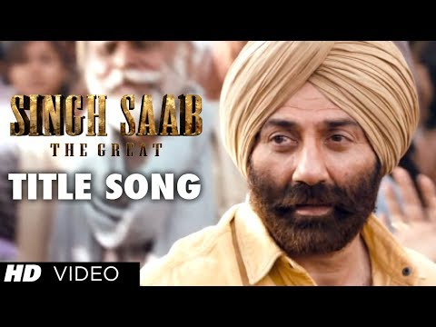 Xxx Mp4 Singh Saab The Great Title Video Song Sunny Deol Latest Bollywood Movie 2013 3gp Sex