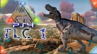 ARK PS4 🇩🇪 TLC 1 Update + Creative Modus Let´s Play ARK Survival Evolved Playstation 4