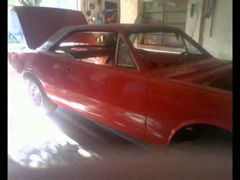Dodge GTX Proceso de restauración 0001
