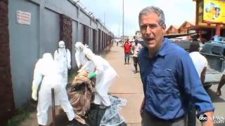 SHOCK VIDEO MAN THOUGHT DEAD FROM EBOLA COMES BACK TO LIFE   YouTube