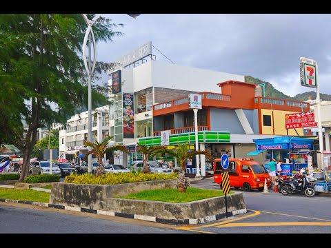 Karon Road, Karon Beach, Phuket