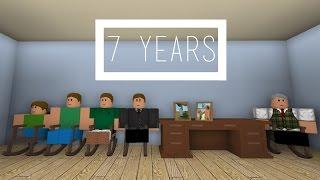 7 Years - Lukas Graham // Roblox Music Video
