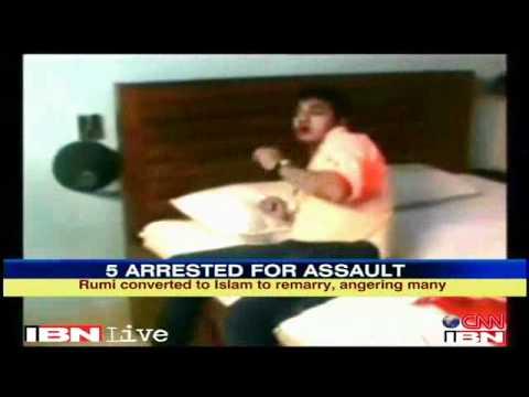 Assam  Mob tried to rape me, says Congress MLA Rumi Nath   India News   IBNLive 2