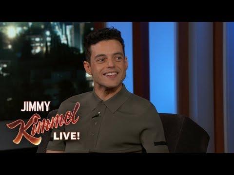Xxx Mp4 Rami Malek On Final Season Of Mr Robot James Bond Rumors 3gp Sex