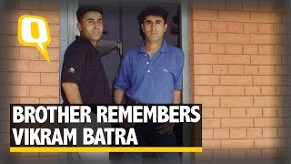 The Quint: Remembering Vikram Batra: His Twin Tells Us the Tale of Luv & Kush