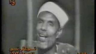 الشيخ الشعراوى ولقاء نادر جداً عن رحلة الإسراء والمعراج ج1