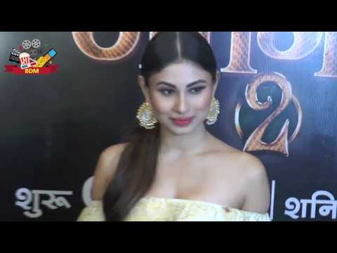 Xxx Mp4 Mouni Roy Look Sexy At Naagin Season 2 Colors TV Launch 3gp Sex