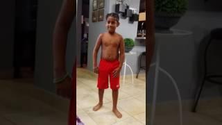 Como se baila merengue en Puerto Rico!