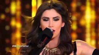 MBC The X Factor لبنان  لاتويا   The Power Of Love  العروض المباشرة