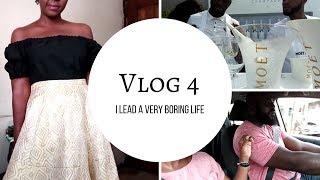 Vlog 4 - I lead a very boring life | OmogeMuRa