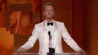 Neil Patrick Harris Hosts the Emmys Pt. 1
