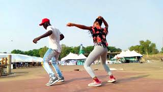 Reekado Banks - Easy Jeje ( Official Dance Video )