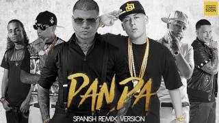 Panda Remix   Farruko Ft  Almighty, Daddy Yankee, Cosculluela, Arcangel, Ñengo Flow   2016