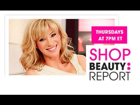 HSN   Beauty Report with Amy Morrison 10.15.2015 - 7 PM