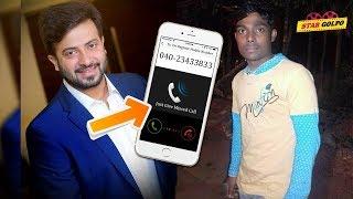 শাকিব খানের ফোন নম্বর নিয়ে বিপাকে রাজমিস্ত্রি! Shakib Khan Phone Number