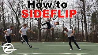 SIDEFLIP Tutorial | How to Sideflip