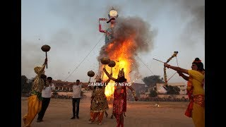 Dussehra celebrated across Jammu region