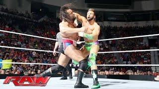 Zack Ryder vs. Rusev: Raw, May 30, 2016