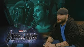 Marvel Studios' Avengers - Official Trailer REACTION