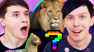 OUR PAST LIFE ANIMALS! - The $5 Internet Experiment