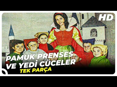 Pamuk Prenses ve Yedi Cüceler Türk Filmi