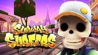 SUBWAY SURFERS - PARIS 2018 ✔ MANNY AND 43 MYSTERY BOXES OPENING