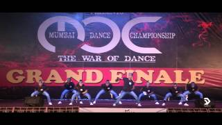 MDC 2015 presented by ADA (I AM HIP-HOP CREW) 1st RUNNER UP