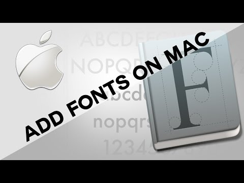 How to Add Fonts on MAC: Beginners Guide Tutorial
