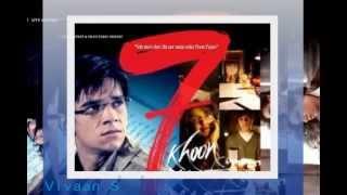 Scenes from Vivaan Shah' debut movie