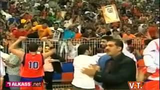 مشكلة كرة السلة البحرينية