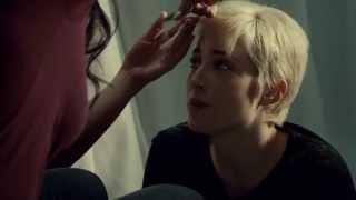 Gail's haircut: Rookie Blue fan favourite scene