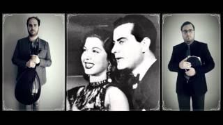 Raqsat El Jamal (Farid El Atrash) Victor Esses (oud) & Ariel Cohen (daf)