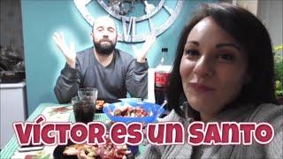 Víctor el Santo - vlogs diarios - Isa ❤️