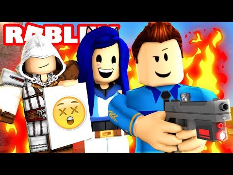 ROBLOX SILENT ASSASSIN WE MUST PROTECT OUR TARGET