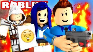 ROBLOX SILENT ASSASSIN! WE MUST PROTECT OUR TARGET!