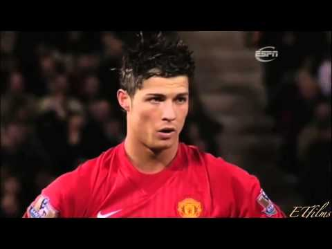 """Cristiano Ronaldo """"Hall of Fame""""ft. Will.I.am. Manchester United"""