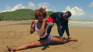 BAD IN BUM BUM / BACK BEND ( Official Video ) - Mighty & Subance