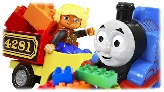 Thomas to the Rescue - Obstacle on the Railway