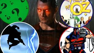 100 Easter Eggs In Batman v Superman: Dawn Of Justice