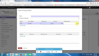 Tutorial membuat payslip dengan modul HR Payroll Odoo 8