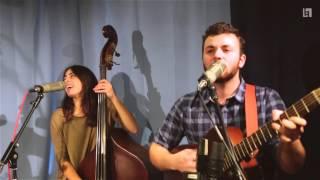 Sean Trischka & Lula Wiles - Right At Me (Live at Berklee)