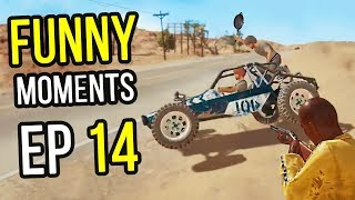 PUBG: Funny Moments Ep. 14