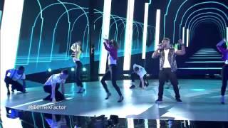 MBC The X Factor -حمزة هوساوي-Billie Jean- العروض المباشرة