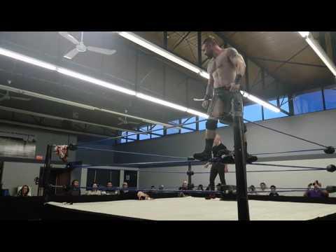 Chris Summers vs Slammer HIW WIldside The Arrival