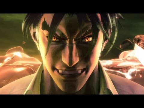 Street Fighter X Tekken Jin Xiayou M.Bison & Juri Reveal Cinematic Trailer TRUE HD QUALITY
