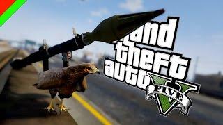 สารคดีสัตว์โลก (ฉบับเกรียน) - Grand Theft Auto V (GTA V Mod,ตลก,ฮา)