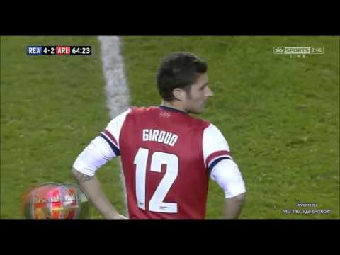 Xxx Mp4 Reading Vs Arsenal 5 7 Best Comeback In Football History 3gp Sex