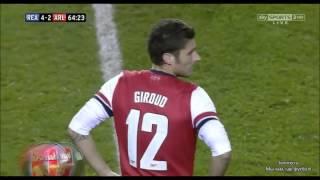 Reading vs Arsenal 5-7   Best Comeback in Football History