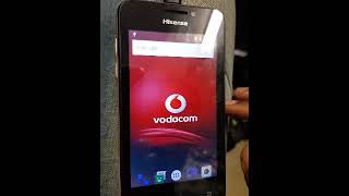 Android 7 frp bypass hisence Vodafone mobicel all common phones